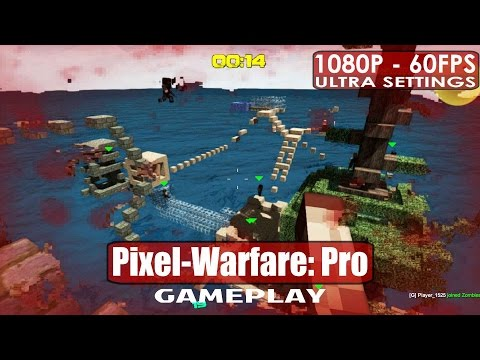 Pixel-Warfare: Pro gameplay PC HD [1080p/60fps]