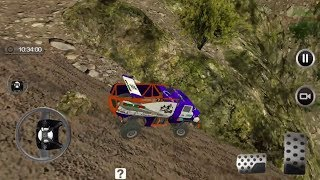 Offroad Mud Truck Simulator 2019 Dirt Truck Drive #3 Level 8-10 - Android Gameplay