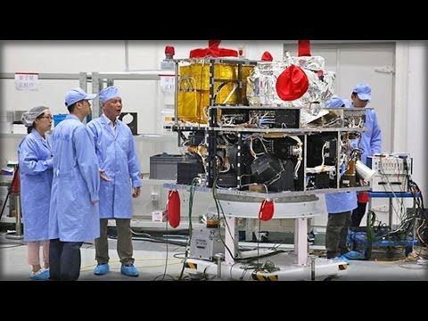 CHINA TO LAUNCH UNBREAKABLE SPY SATELLITE