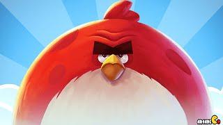 Angry Birds 2 - Cobalt Plateaus Fluttering Heights 331 - 335 3 Star Walkthrough
