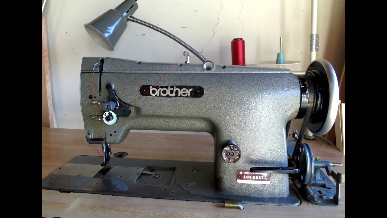 Brother LS2-B837 Unison Feed - Walking Foot Sewing Machine ... : brother sewing machine quilting foot - Adamdwight.com