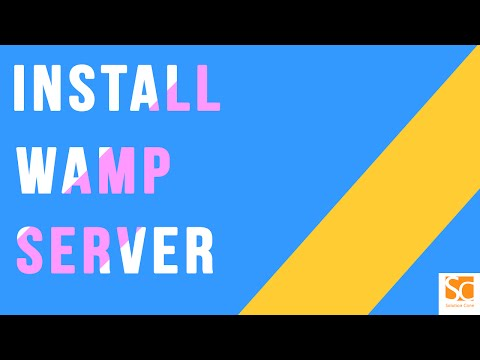 How to install wampserver on windows 7 (32 bit and 64 bit