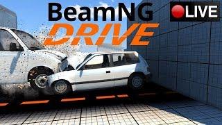 BEAM NG DRIVE - BORA TESTAR A LOGITECH G27