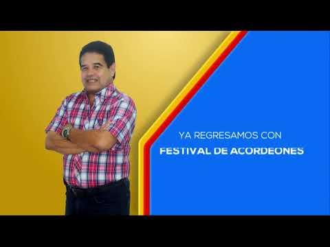 PROGRAMA FESTIVAL DE ACORDEONES 1 DE OCTUBRE 2018