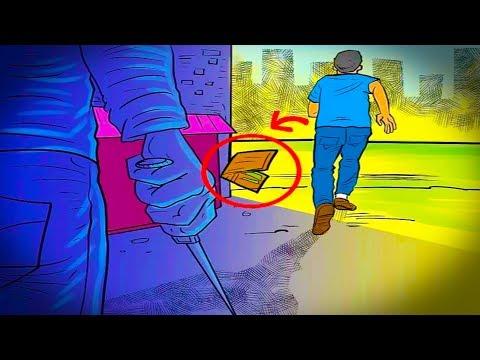 ЧТО Делать Если на ТЕБЯ нападают на улице? Это надо знать!