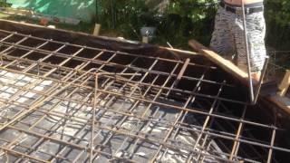Армирование фундаментной плиты(Гибочный станок., 2016-06-01T21:02:16.000Z)