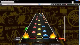[Guitar Flash Custom] xi - FREEDOM DIVE (Expert)