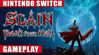 Slain: Back From Hell Nintendo Switch Gameplay
