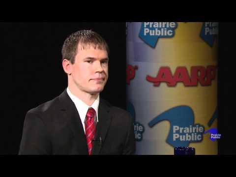 Election 2010 Face To Face: North Dakota US Senate Libertarian Party