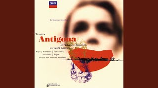 Traetta: Antigona - Opera in Three Acts - Revised Aldo Rocchi - Act 3 - Piangi, o Tebe