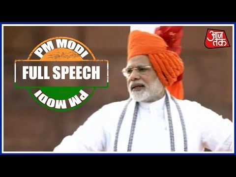 PM Modi Unleashes Powerful Speech Ahead Of 2019 Elections | Watch PM Modi Full Speech