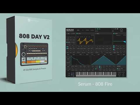 Free Serum Presets 2019 | 808 Presets & Samples | Free