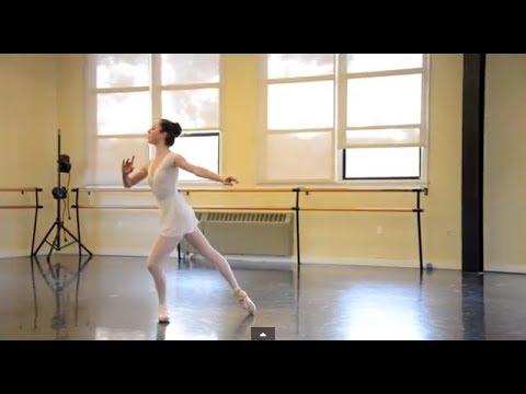 Variations Class With Miss Barbara Pas De Quatre - Robbie (15)
