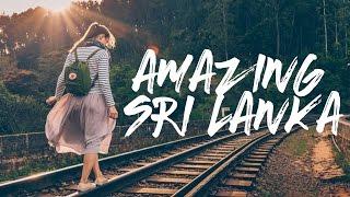 A Land Like No Other l AMAZING SRI LANKA  - DJI MAVIC PRO