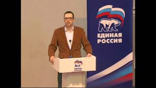 Предварительное голосование: дебаты. Красноярск. 08.05.2016.