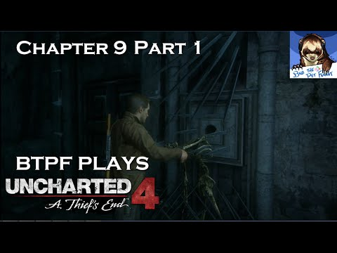 Let's Play Uncharted 4 Chapter 9 pt 1 - Ocean Zone