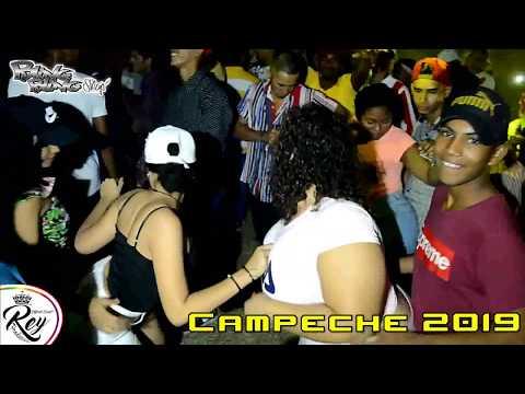 ((VIDEO)) TOTO DJ EN CAMPECHE CON EL GEMINY EN CONCIERTO 2019
