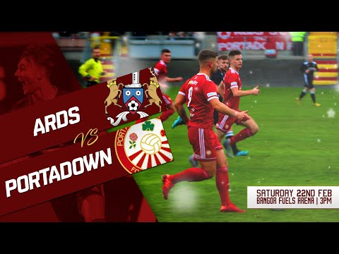 Ards Portadown Goals And Highlights