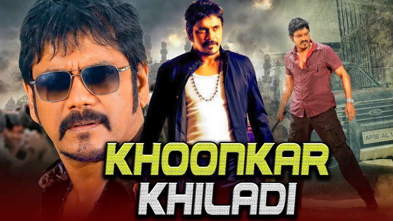 Ak Tha Khiladi Moovi Hindi: Khoonkhar Khiladi (2019) Telugu Hindi Dubbed Full Movie