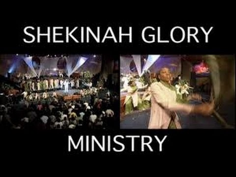 """I Worship You In The Spirit"" Shekinah Glory Ministry lyrics"
