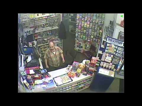 Tsarnaev Trial: Mobil Gas Station Surveillance Video