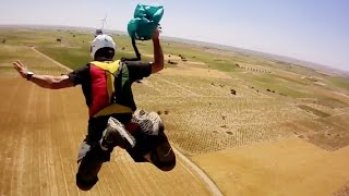Top 3 Antenna BASE JUMPS| BASE Tripping | Ep 5