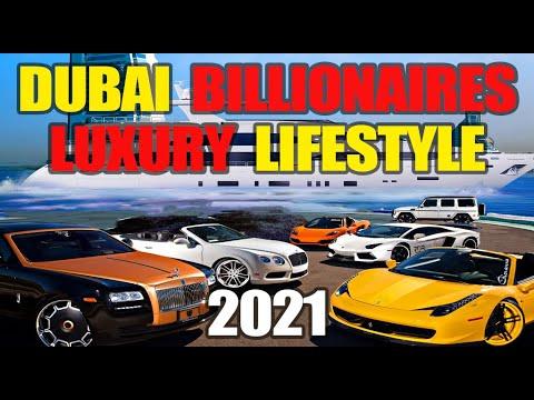 DUBAI BILLIONAIRE LUXURY LIFESTYLE |  Their Luxury Yachts, cars, Homes, and Toys [Motivation Video]