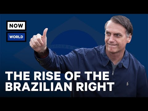 Jair Bolsonaro & the Rise of the Brazilian Right  NowThis World