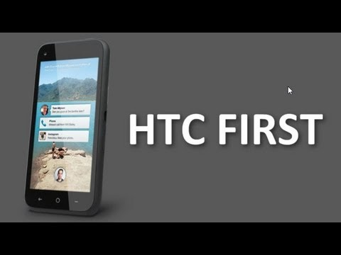 New HTC First at&t Mobile Price and Specifications