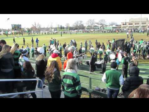 "Thanksgiving 2014 Mainland Regional High School ""Drum Battle"" against EHT"