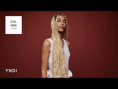 Yndi - Ailleurs   A COLORS SHOW