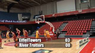 River Trotters U18 EiffelTowers (febr 2010)