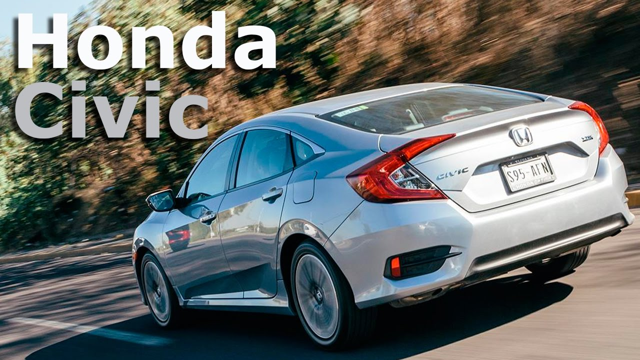Honda civic turbo muy diferente con motor turbo for Honda civic 20017