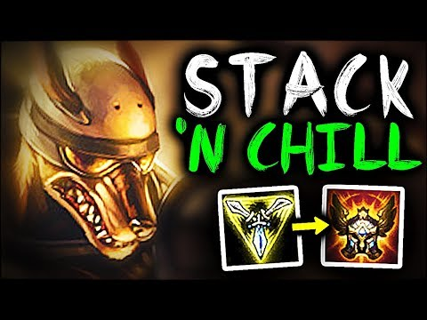 SirhcEz - STACK 'N CHILL CANE - CARRY NASUS IS BACK 😀🔙