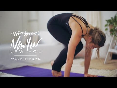 Week 5: Arms | New Year, New You | Free People