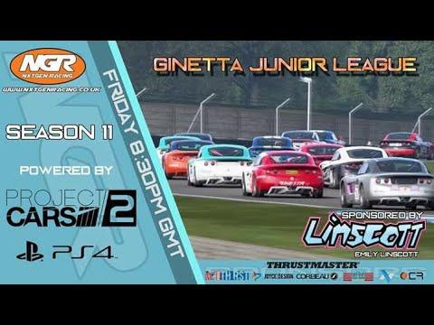 NXTGEN S11 Ginetta Juniors Round 5 Brands Hatch Indy