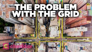 The Surprising Problems With The City Grid - Cheddar Explains