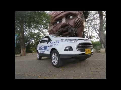 Test Drive Ford Ecosport Titanium 2016