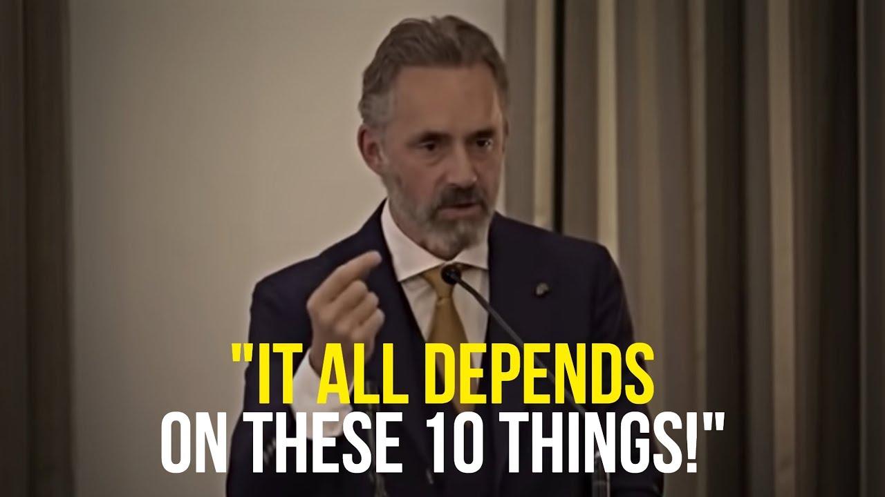 How Jordan Peterson Broke His Most Important Rule (Of Life)