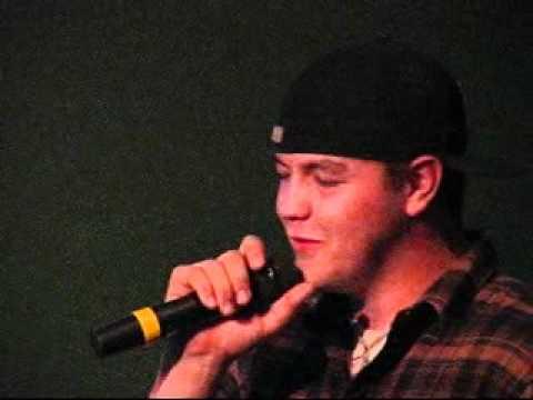 Blues Traveler - The Hook - YouTube Karaoke Challenge - Nov. 5th, 2010