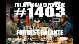 Joe Rogan Experience #1403 - Forrest Galante