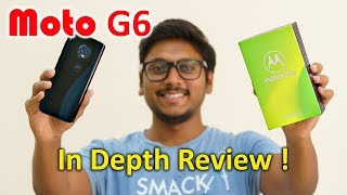 Moto G6 Unboxing & Review with Camera Samples!