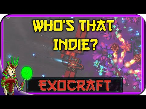 EXOCRAFT Gameplay | Free To Play Sci Fi MMO Action Strategy Game |