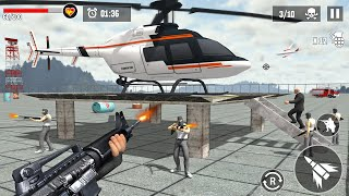 Anti-Terrorist Shooting Mission 2020 (Sin City) 7th to 10th Levels