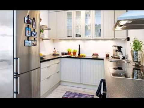 Apartment kitchen decorating ideas YouTube – Apartment Kitchen Decorating