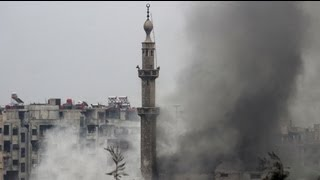 Syria: violence flares in Damascus, refugee crisis escalates