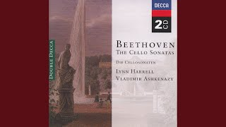 Beethoven: Sonata for Cello and Piano No.3 in A, Op.69 - 3a. Adagio cantabile