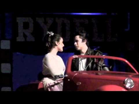 PHS Grease 2011 - Alone At The Drive-In Movie, Scene