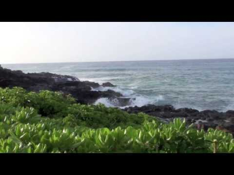 Ocean Waves - Serene Sounds and Sights from Poipu Hawaii