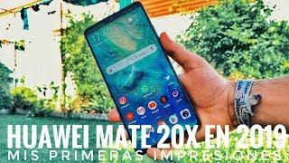 Huawei Mate 20X en 2019 - La Mayor Bestia!!